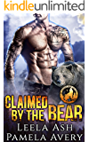 Claimed by the Bear (Damaged Pack Shifters Book 2)