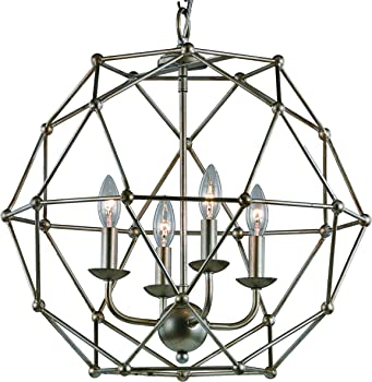 Trans Globe Lighting 10344 ASL Indoor Avo 20