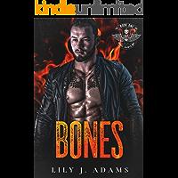 Bones (Rebel Saints MC, Motorcycle Club Book 1)