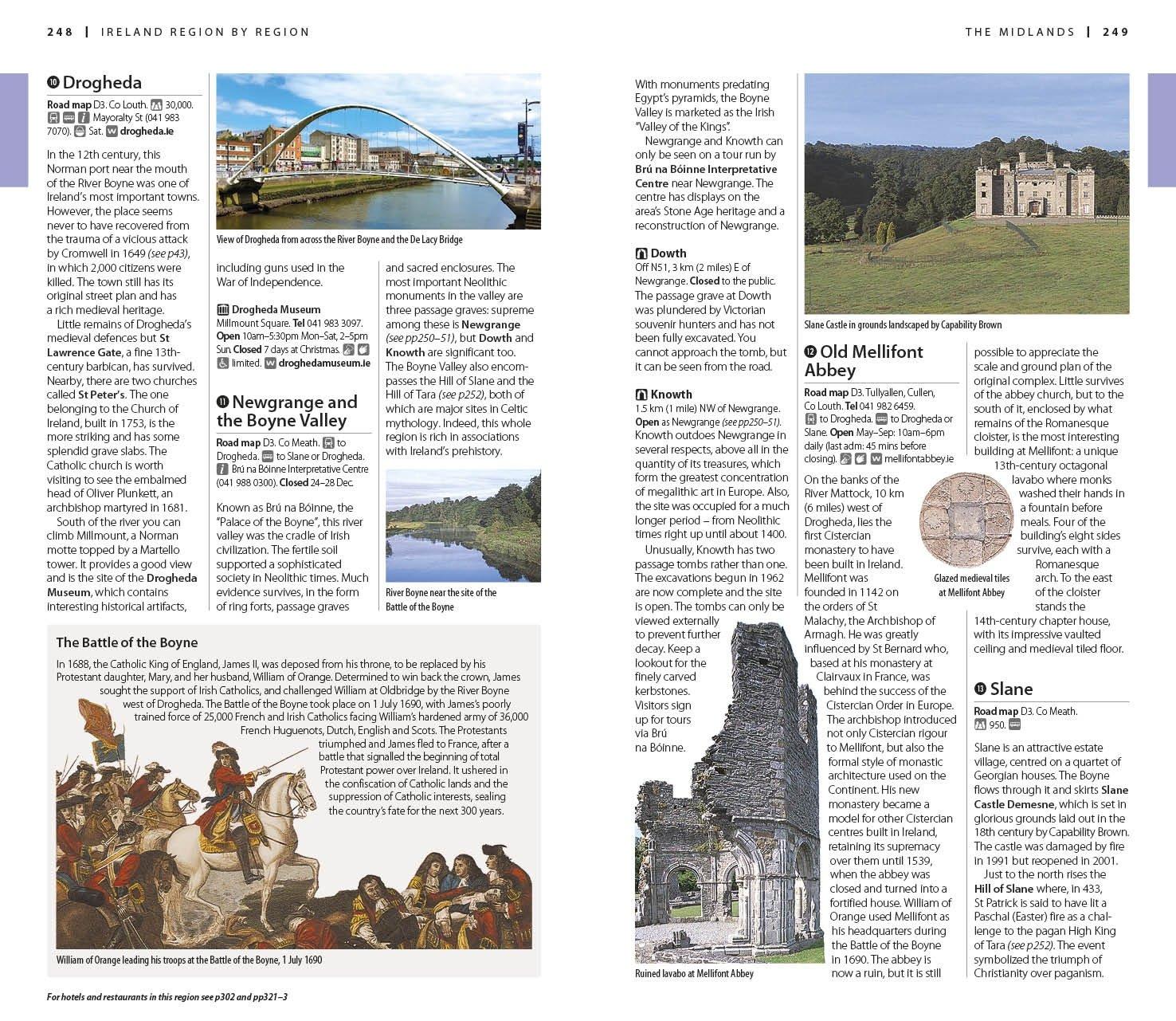 DK Eyewitness Travel Guide Ireland: 2018: DK Travel: 9781465460424 ...