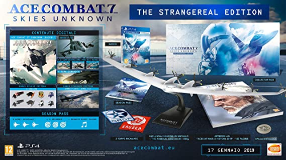 Ace Combat 7: Skies Unknown Collector's Edition (PS4