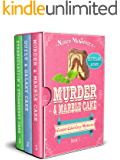 A Comfort Cakes Cozy Mystery Box Set: Books 1-3
