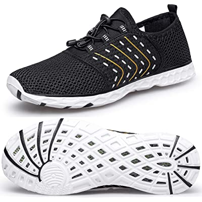 WUTANGCUN Mens Womens Water Shoes Quick Dry for Boating Swim Diving Aqua Sports Pool Beach Walking | Water Shoes