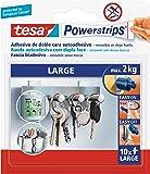 Tesa 948882 - Tiras adhesivas, doble cara, 10 unidades