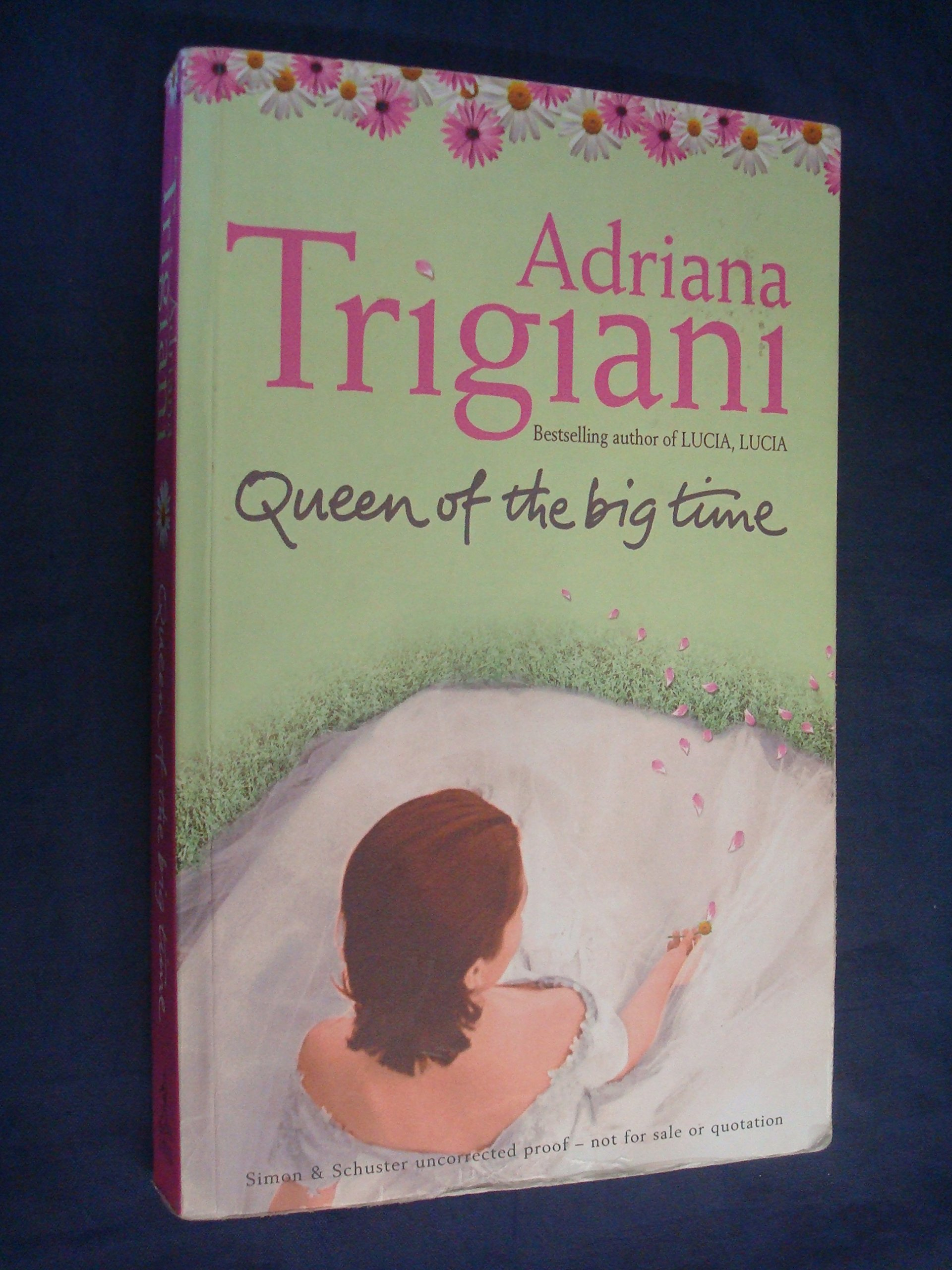 Read Online Queen of the Big Time pdf