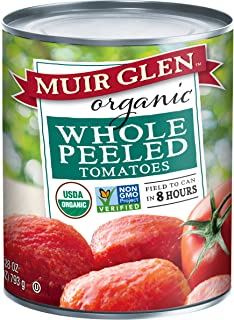 product image for Muir Glen Canned Tomatoes, Organic Whole Peeled Tomatoes, No Sugar Added, 28 Ounce Can