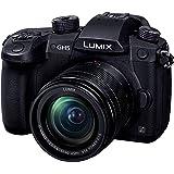 パナソニック ミラーレス一眼カメラ ルミックス GH5 レンズキット 標準ズームレンズ付属 ブラック DC-GH5M-K