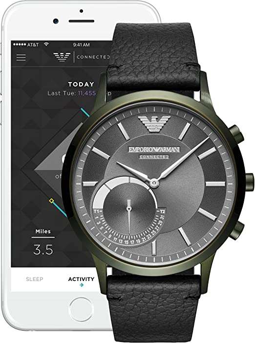 Emporio Armani Smart Watch (Model: ART3021)