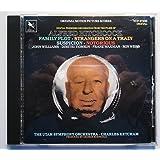 Alfred Hitchcock: Family Plot / Strangers On A Train / Suspicion / Notorious (Film Score Re-recordings)