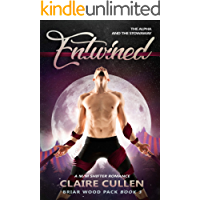Entwined: The Alpha and the Stowaway: A M/M Shifter Romance (Briar Wood Pack Book 3)
