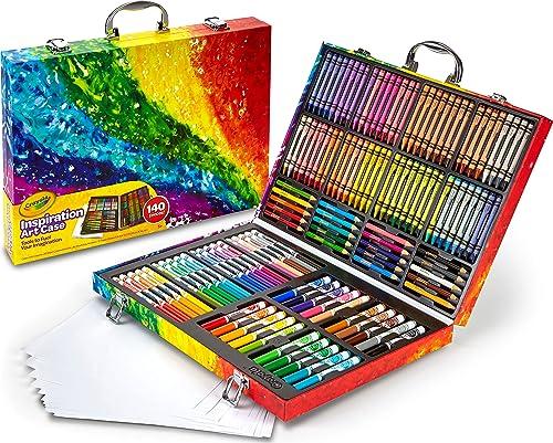 Inspiration Art Case Coloring Set