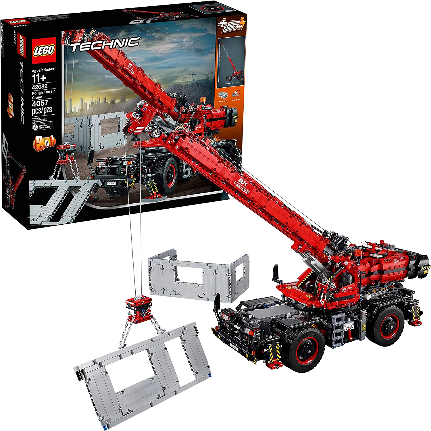 Top 7 Best LEGO Crane Sets Reviews in 2020 1