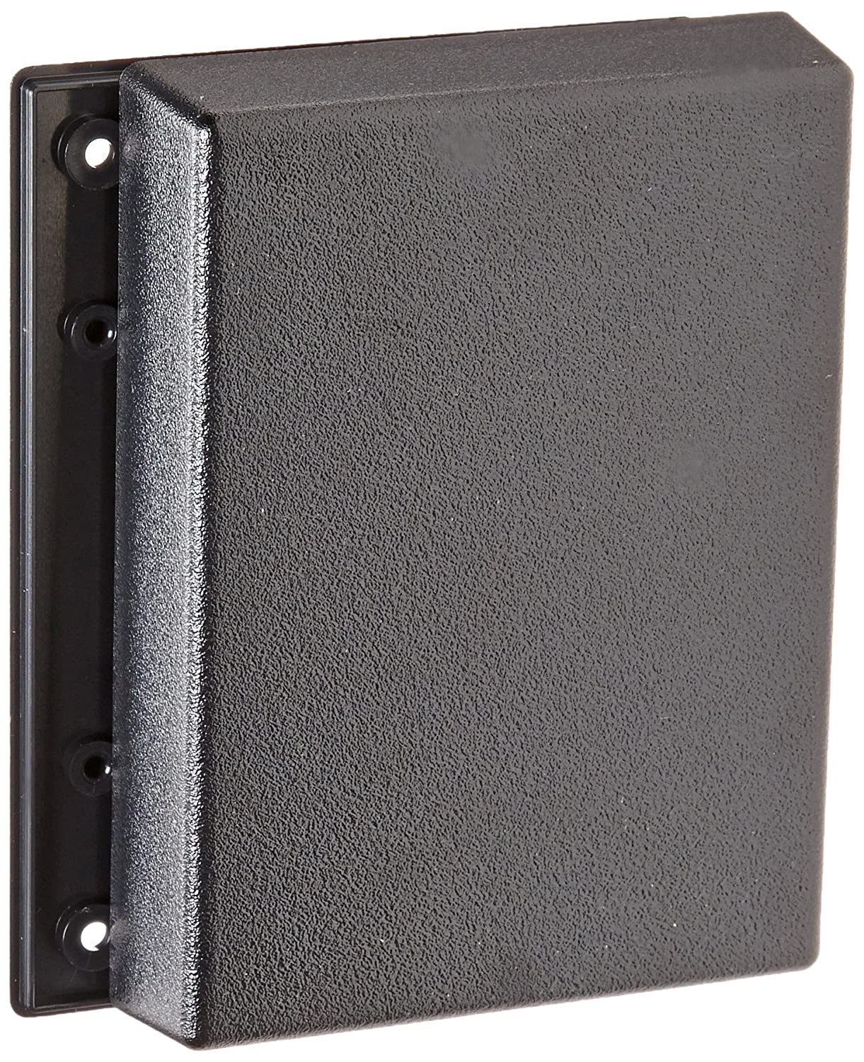 Serpac 031 ABS Plastic Enclosure 4 3 8 Length x 3 1 4 Width x 0.9 Height Black