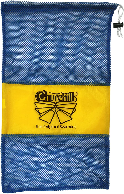 Churchill Fins Mesh Bag Churchill, Color: Assorted Colors, Size: U