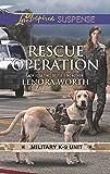 Rescue Operation (Military K-9 Unit Book 5)