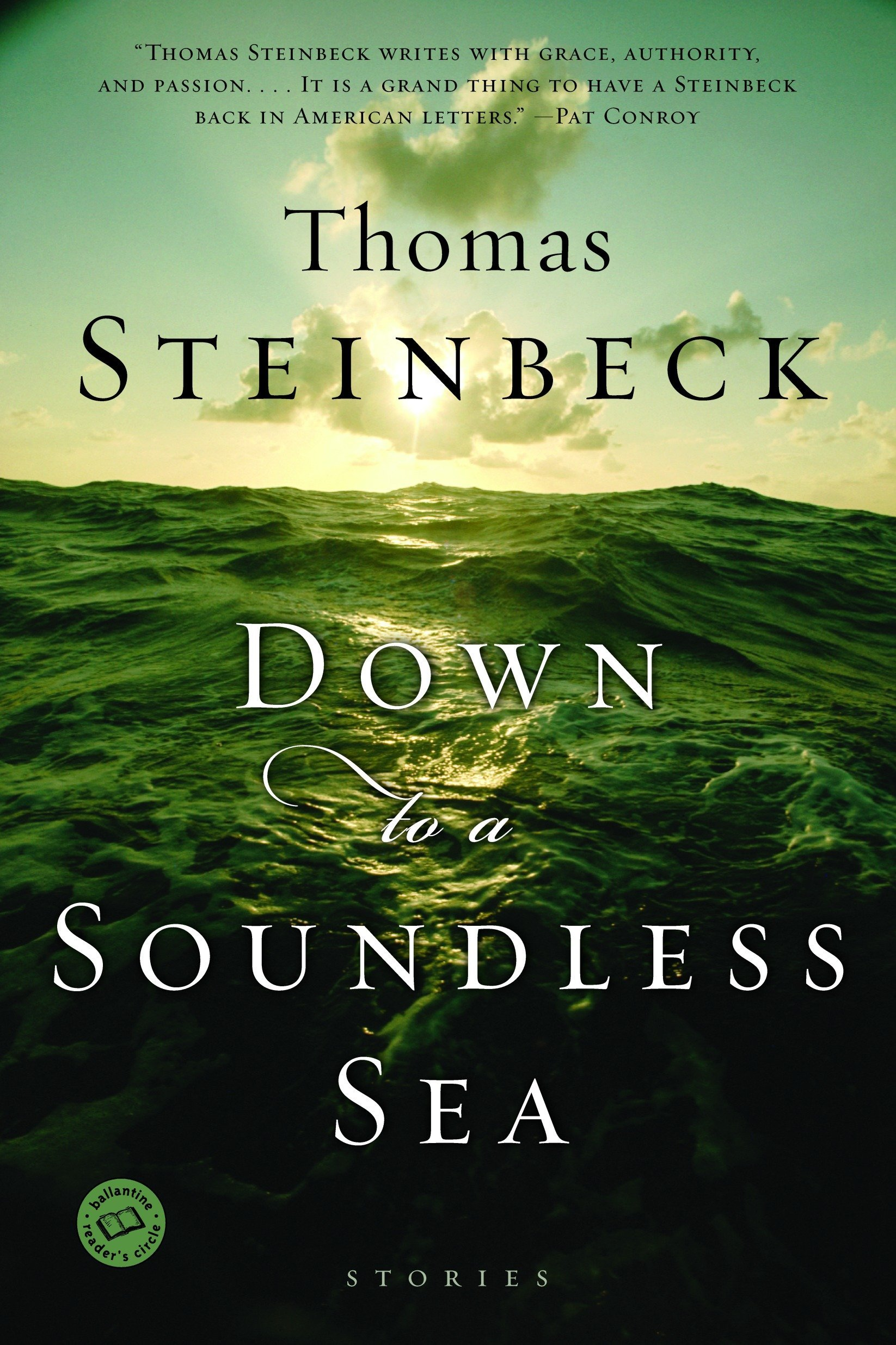 Down to a Soundless Sea: Stories (Ballantine Reader's Circle) pdf