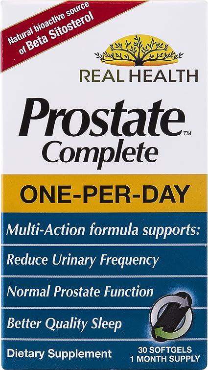 ¿puede la próstata curarse a sí misma reaction