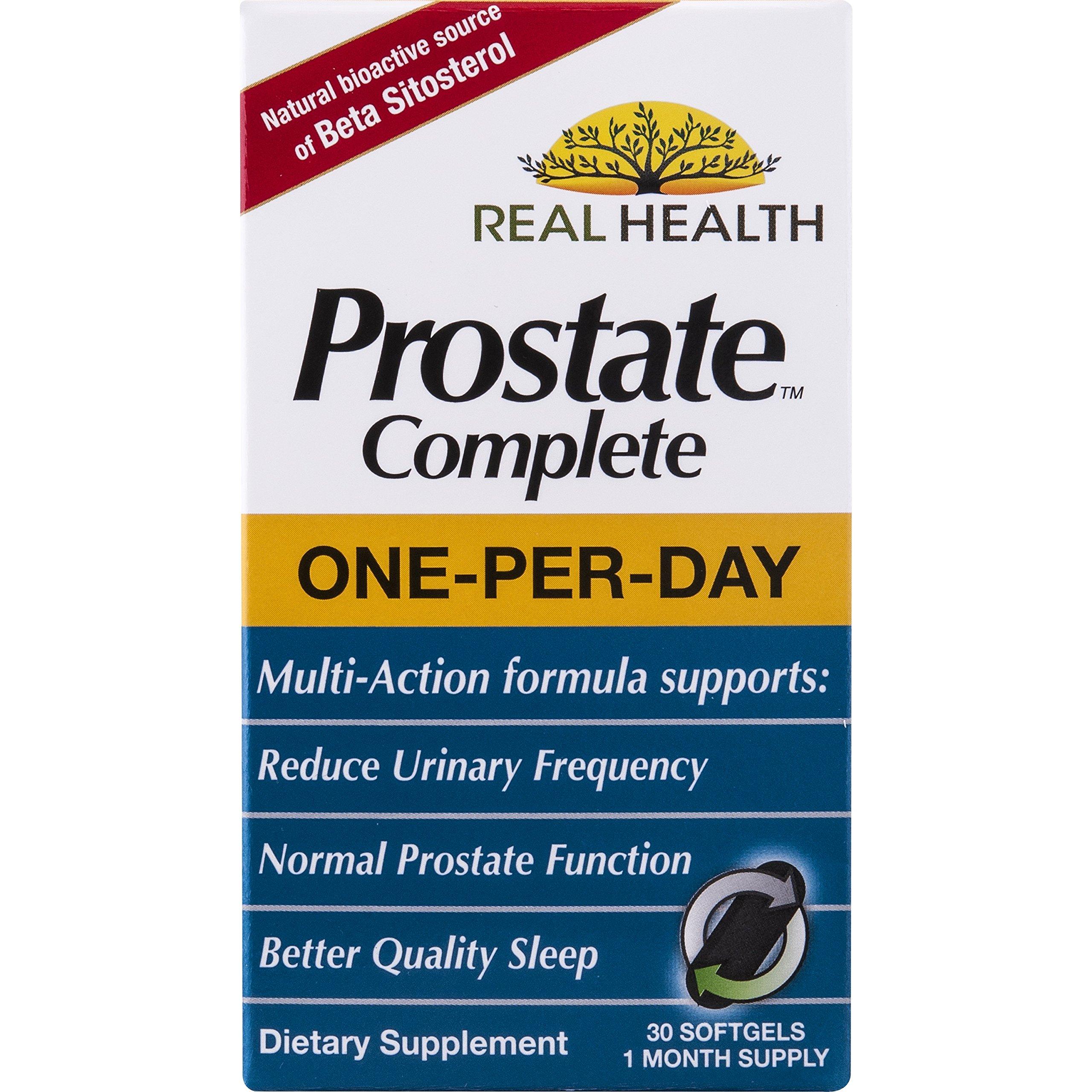 imagen real de la próstata