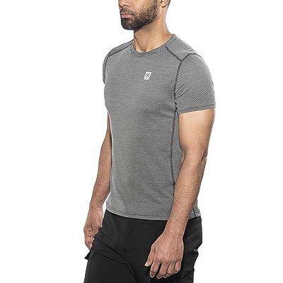 66°North Grettir Light - T-shirt manches courtes Homme - noir 2018 tshirt manches courtes