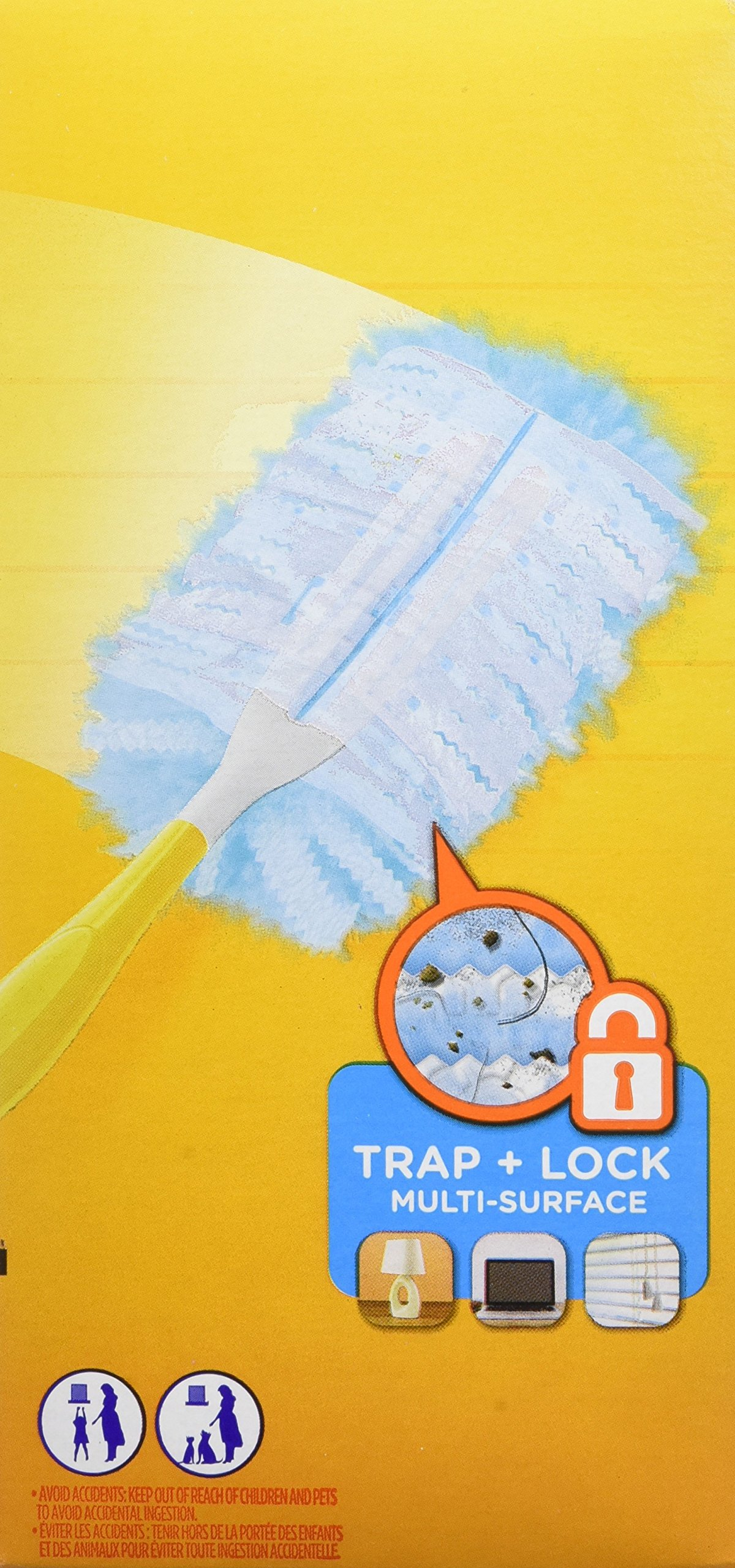 Swiffer Duster Refills, Unscented Dusters Refill, 16 Count, Swifter by Swiffer (Image #4)