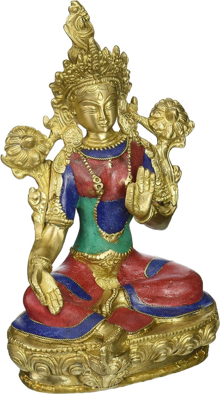 AapnoCraft Attractive Tara Bargain Buddha Statue Goddess Thai Lady Excellent Buddh