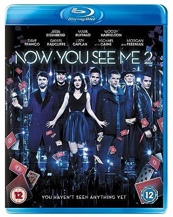 Amazon Com Now You See Me 2 Blu Ray 2016 Jon M Chu Movies Tv