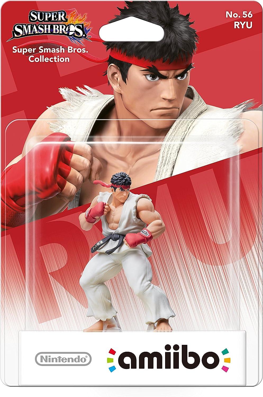 Figura Amiibo Smash Ryu