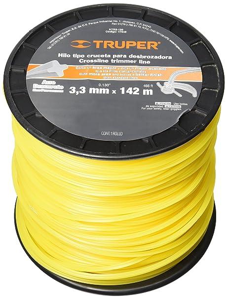 Amazon.com: Truper htr3 – 130 sección transversal String ...