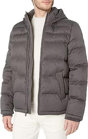 Tommy Hilfiger Herren Quilted Hooded Jacket Jacke