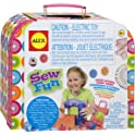 Alex Toys Sew Fun Craft Kit With Sewing Machine