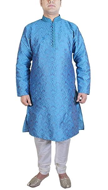 Camisa lino hombre pijama color turquesa manga larga seda vestidos largos casual