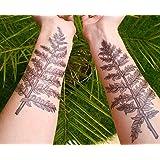Laserdrucker Tattoo Transferfolien 5 A4: Amazon.de