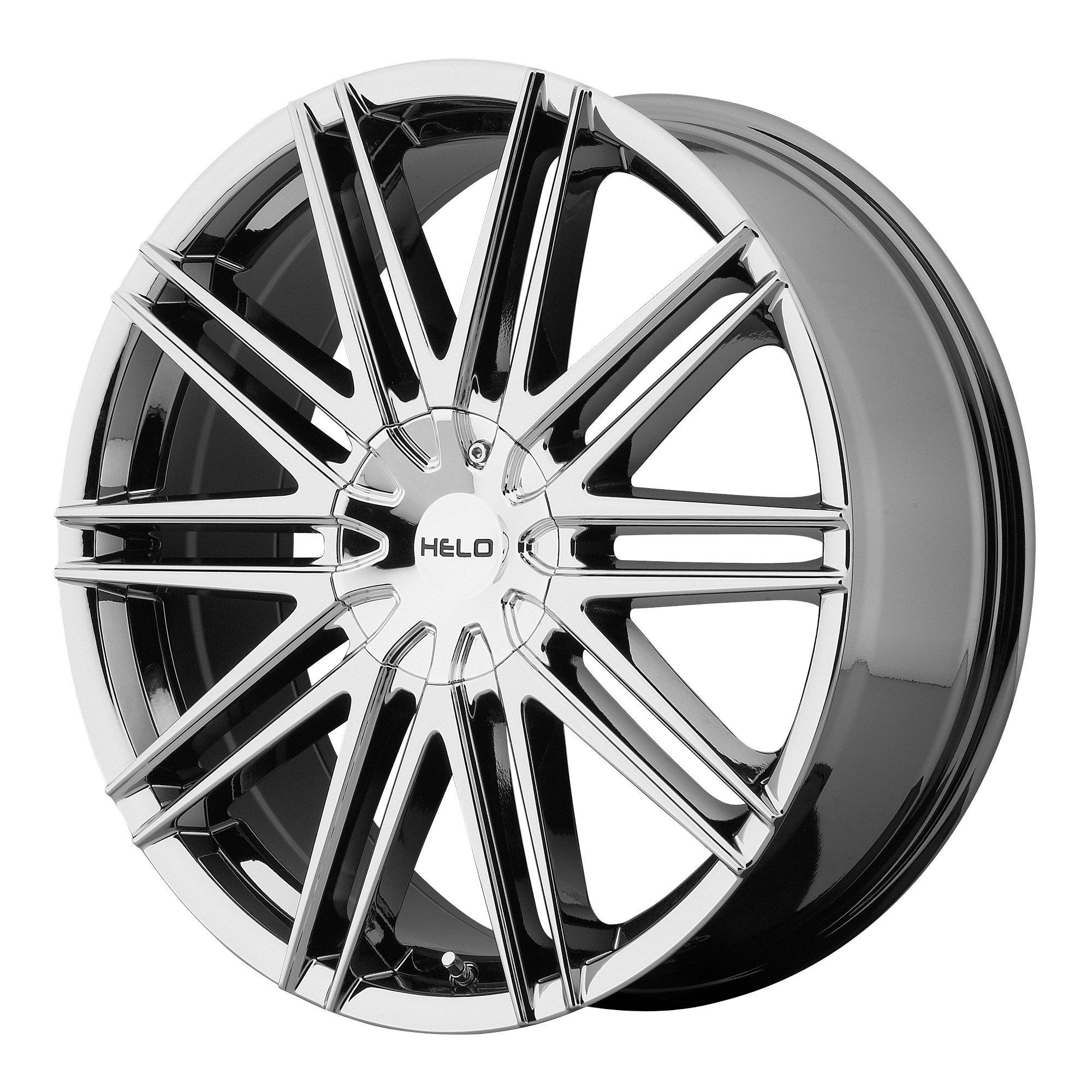 Helo HE880 Bright PVD Wheel (17x7.5''/5x110, 114.3mm, +42mm offset)