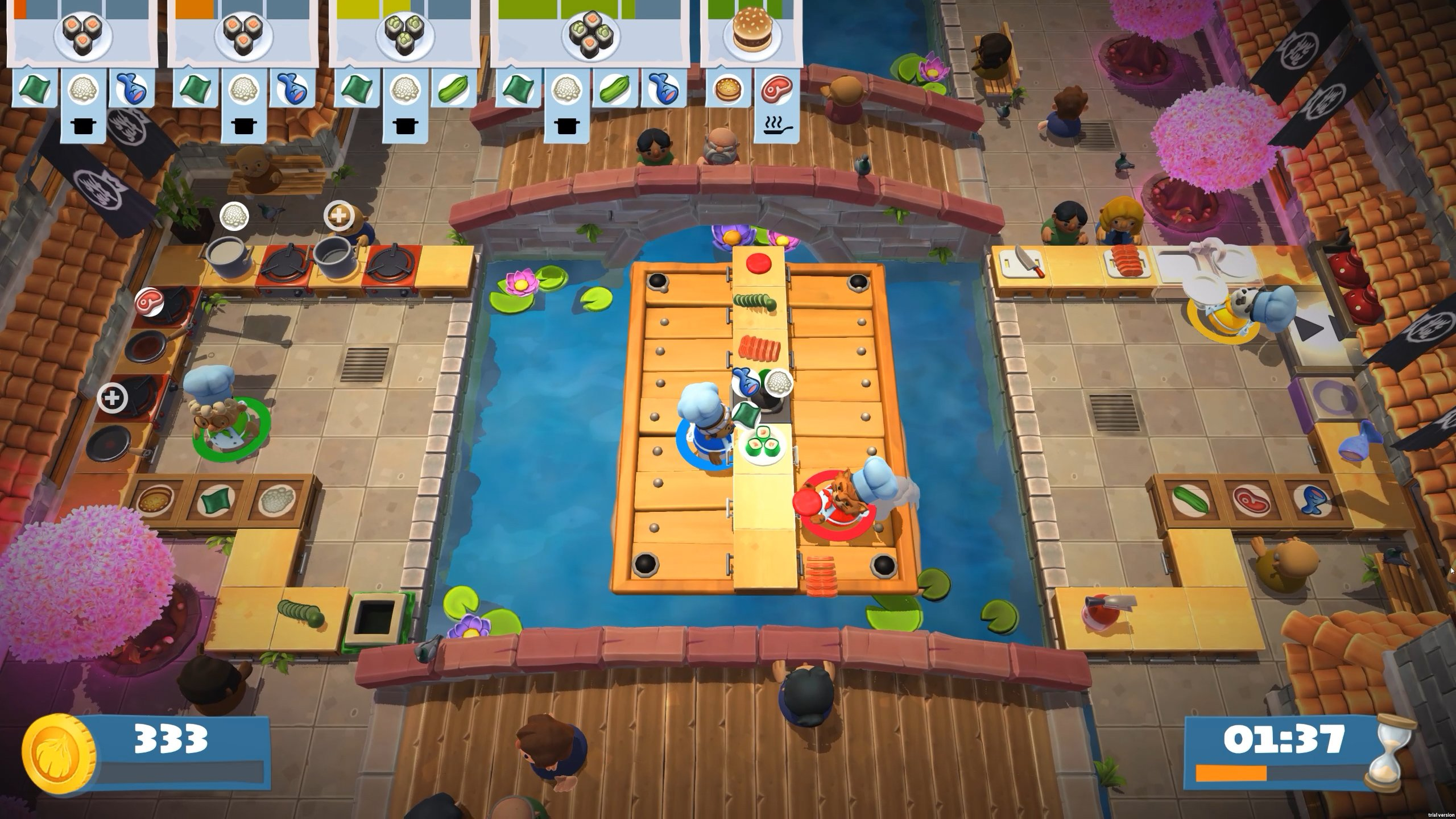 Overcooked! 2 - Nintendo Switch by Sold Out (Image #11)