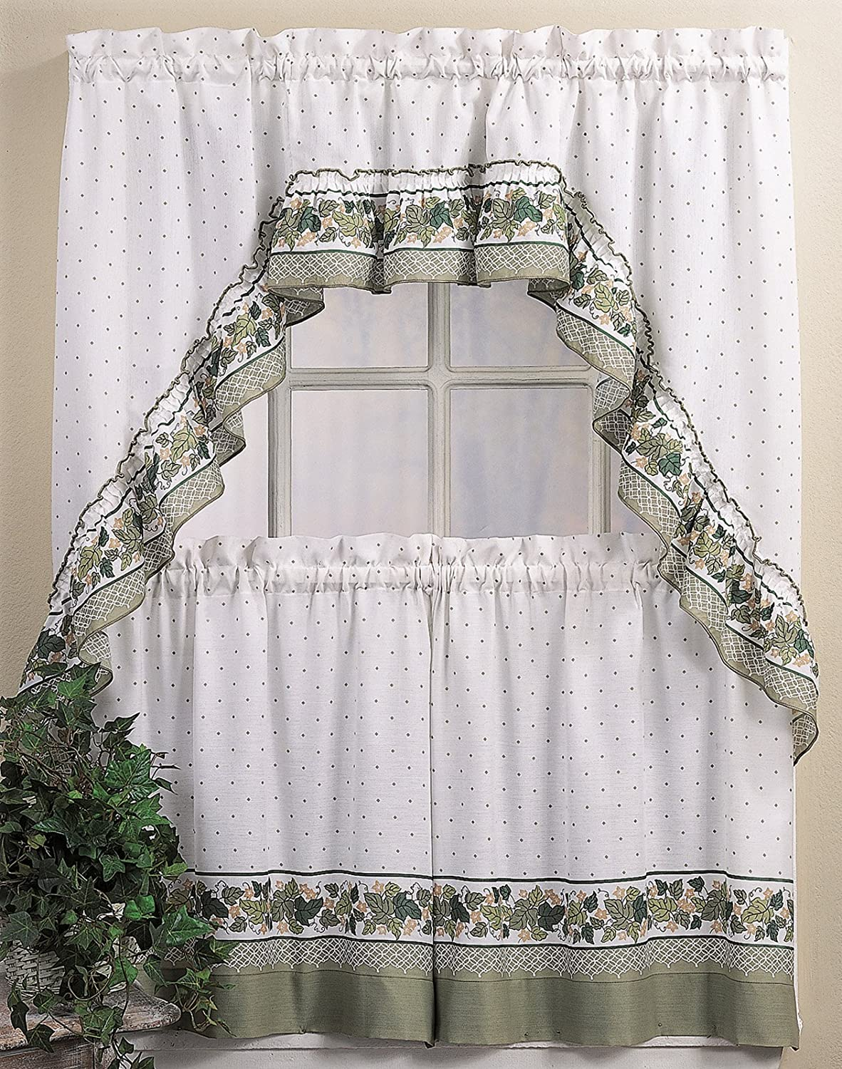 Shop Amazon.com | Tiers, Swags & Valances