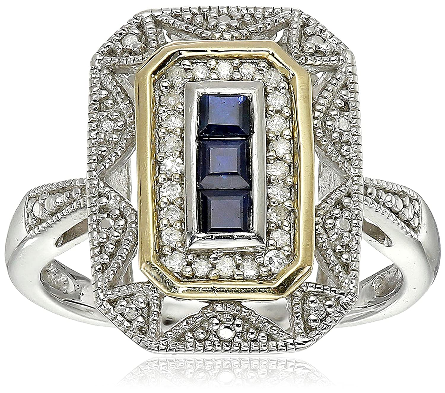of square cut white carat rings engagement t sapphire miabella lab w created inspirational