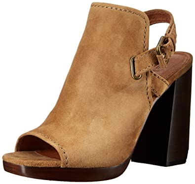 4a7699d4d13 Amazon.com  FRYE Women s Karissa Shield Sling Mule  Shoes