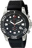 Calibre Men's SC-4A2-04-007 Akron Analog Display Quartz Black Watch