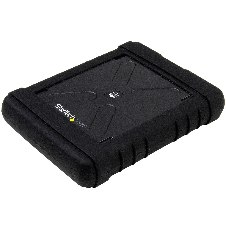 StarTech.com S251BRU33 - Caja USB 3.0 Robusta con UASP para Disco Duro o SSD SATA de 2.5' StarTech.com S251BRU33 - Caja USB 3.0 Robusta con UASP para Disco Duro o SSD SATA de 2.5