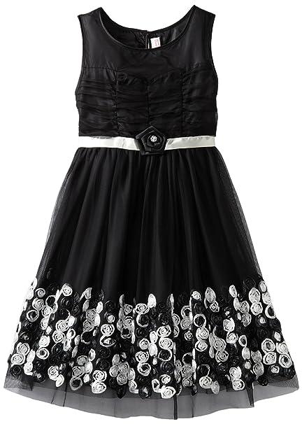 Amazon.com: Bloome Big Girls\' Plus Size Soutache Special ...