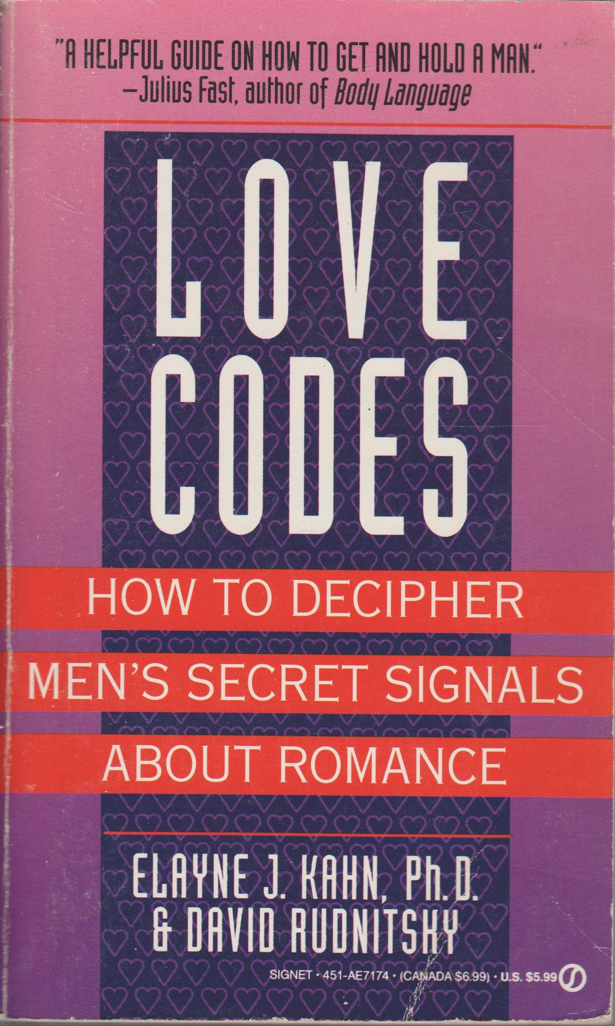 Love Codes: How to Decipher Men's Secret Signals About