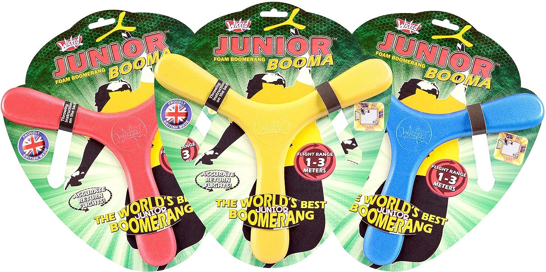 Wicked Junior Booma