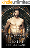 Dragon's Desire: Dragon Shifter Romance (Cursed Dragons Book 2)