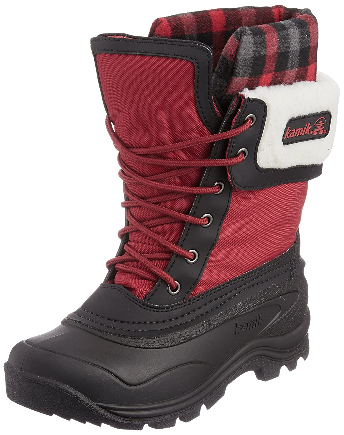 Kamik Women's Sugarloaf Boot B00HSYE5V6 11 B(M) US|Red