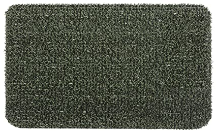 Amazing GrassWorx Clean Machine Flair Doormat, 18u0026quot; X 30u0026quot;, Evergreen  (10372030)
