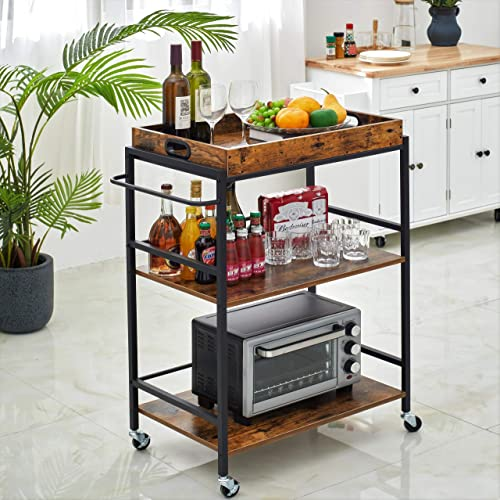 kealive Bar Cart