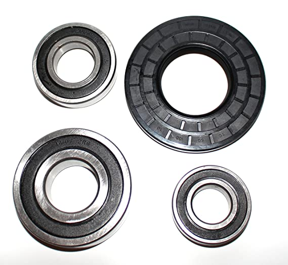 Amazon com: Whirlpool Duet Front Load Washer Bearing and Seal Kit