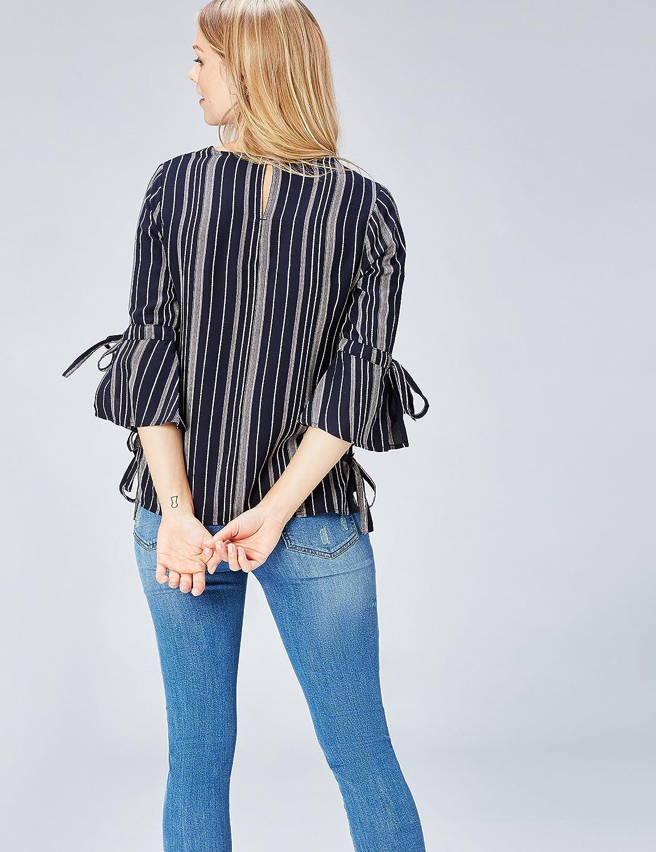 Blouse /à Manches Longues Femme Split Sleeve Marque find
