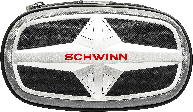 Schwinn Smart Talk Bike Speakers with Calling, Silver
