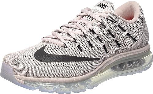 NIKE Wmns Air MAX 2016, Zapatillas de Running para Mujer: Amazon ...